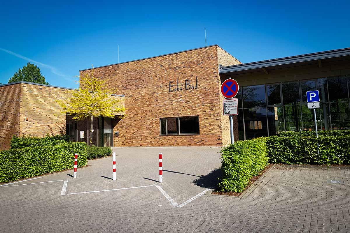 Das ERKA - Familien und Sportbad in Erkelenz