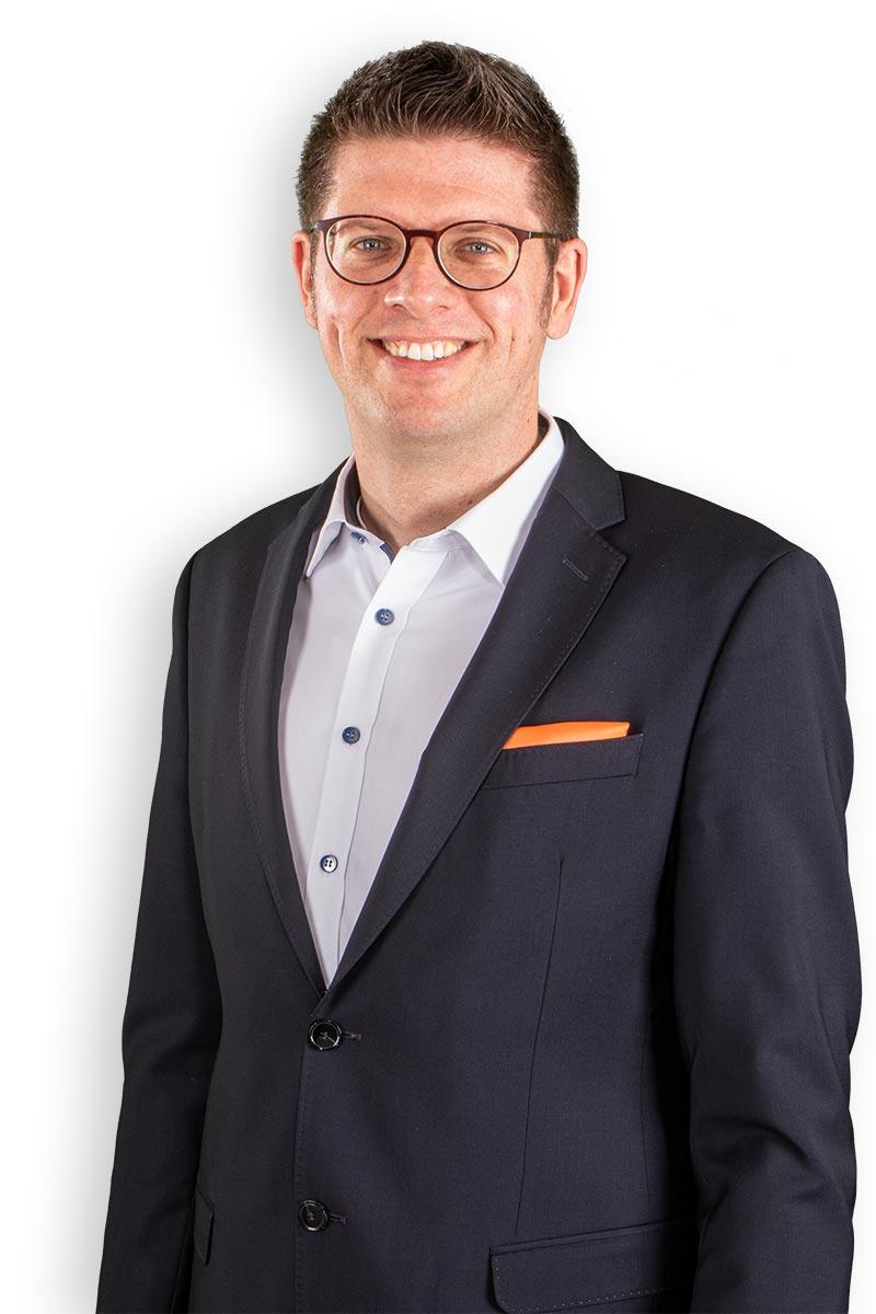 Erkelenzer Bürgermeisterkandidat Stephan Muckel | Foto: LA MECHKY PLUS