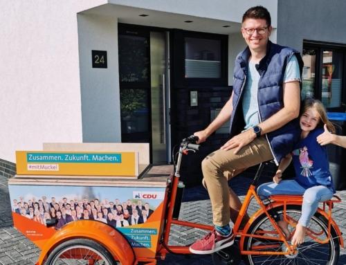 Unsere Antworten zum Thema fahrradfreundliche Stadt