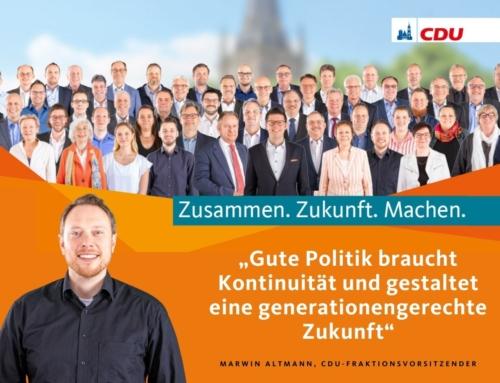 CDU Erkelenz setzt Generationswechsel fort