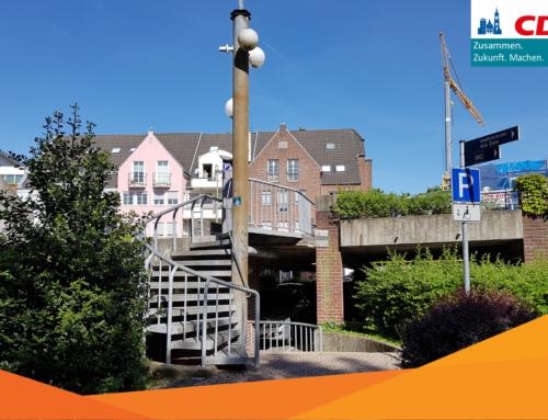 Antrag an den Rat der Stadt Erkelenz zur Einrichtung eines befristeten Parkraumkonzeptes